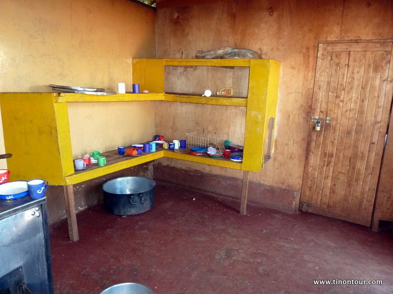 Der Abschied von den Kindern in den Kinderheimen fiel schwer