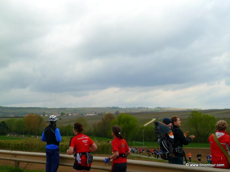Marathon Deutsche Weinstraße 2012 - Kleinkarlbach