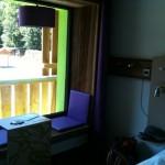 Transalp 2011 | Explorer Hotel Oberstdorf - das Zimmer (2)