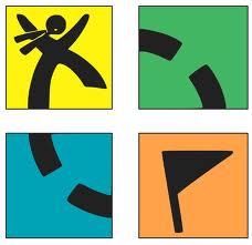 Geocaching | Schatzsuche mit GPS-Gerät (Logo von Geocaching.com)