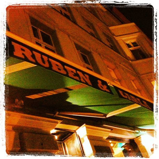Ruben & Carla ... lecker Essen in Berlin