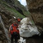 Oberstdorf 2012: Schnee und Eis überwinden