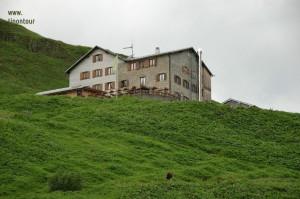 Oberstdorf 2012: Rückblick zur Kemptner Hütte