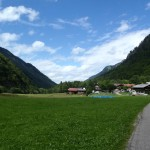 Oberstdorf 2012: Blick Richtung Spielmannsau / Oberstdorf