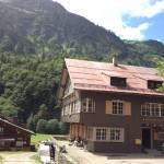 Oberstdorf 2012: Schullandheim Spielmannsau