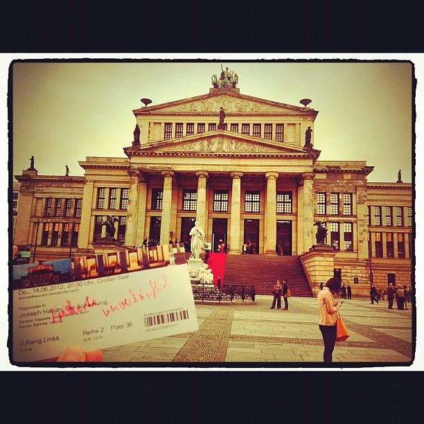 Gratis Kulturprogramm: Konzerthaus am Gendarmenmarkt (Berlin)