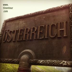 von Ischlg zur Heidelberger Hütte - Österreiche verlassen