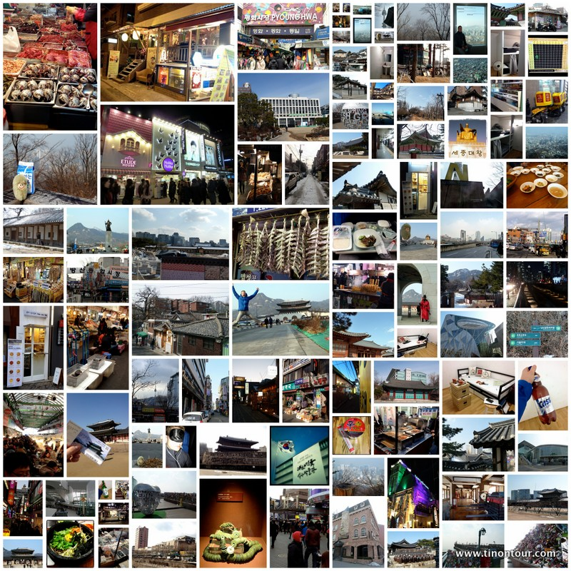 Collage Seoul