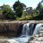 Harura Falls in Paihia (Neuseeland)