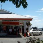 Älteste Tankstelle Neuseelands