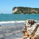 Die Maramaratotara Bay (was für ein Name - musste 5mal gucken)