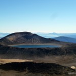 Blue Lake im Tongariro Nationalpark
