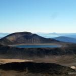 Blue Lake im Tongariro Nationalpark