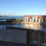 Blick auf's Meer in Wellington