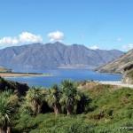 Auf dem Weg nach Wanaka (Lake Hawea)