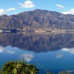 See auf dem Weg nach Wanaka
