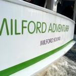 Milford Adventures bzw. Jucy Cruises