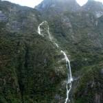Wasserfall Milford Sound