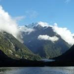 Gletscher am Milford Sound