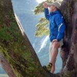 Fotoshooting nach der Bootstour im Milford Sound