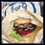 Fergeburger in Queenstown
