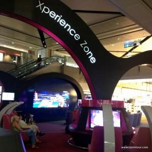 Flughafen Singapur: Experience Zone