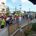 Wahlveranstaltung in Puerto Princesa