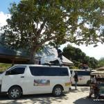 Fahrt von Puerto Princesa nach El Nido