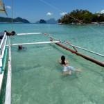 Wer möchte hier nicht schwimmen gehen?