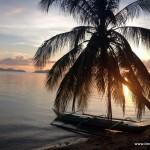 Sonnenuntergang El Nido