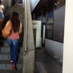 Post am Flughafen Manila