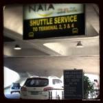 Shuttle Flughafen Manila