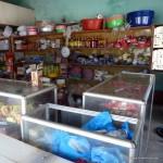 Supermarkt im Dorf