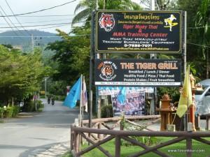 TIGER Muay Thai & MMA Trainingscenter auf Phuket (Thailand)