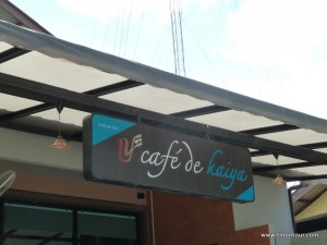 café de kaiya - sehr gute Curry-Gerichte und vor allem frisch gebrühter Kaffee (anstatt dem sonst üblichen Instant-Kaffee)