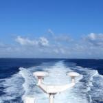 Mit dem Speedboot in nur knapp 1 Stunde von Naha nach Aka (Okinawa; Japan)