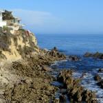 Küste am Little Corona del mark beach