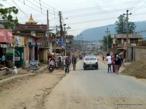Auf dem Weg zum Karuna Kinderhaus