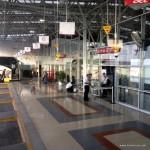"""Busstation in Tuxtla ... wie eigentliche fast alle """"First-Class-Busstations"""" sauber, sicher und modern"""