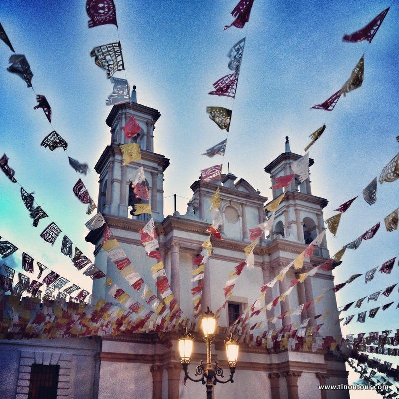 San Cristobal de las Casas ist wirklich nett ... die nächsten Tage wird mehr erkundet