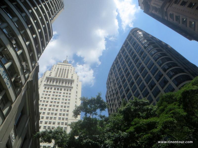 Bürokomplexe in Sao Paulo