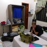 Hostel anstatt Hotel *gg*