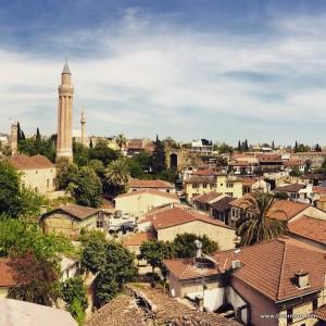 Die Altstadt von Antalya ist wirklich ein Schmuckstück - ich habe mich sehr wohl gefühlt hier