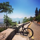 Santiago de Chile mit dem Fahrrad erkunden