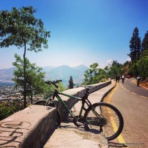 Mit dem Fahrrad Stadt und Natur genießen